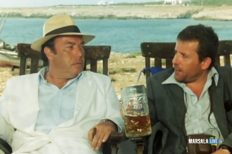 Lino Banfi e Maurizio Micheli