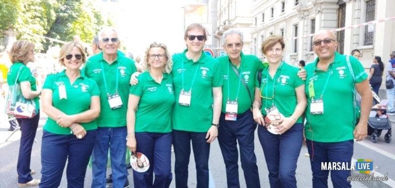 Lions Club Marsala, Convention Internazionale Milano