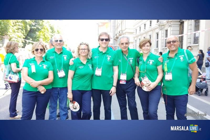 Lions Club Marsala, Convention Internazionale Milano