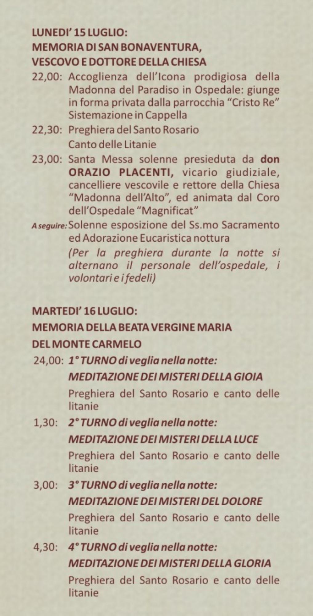 Madonna del Paradiso in ospedale a Mazara (01)