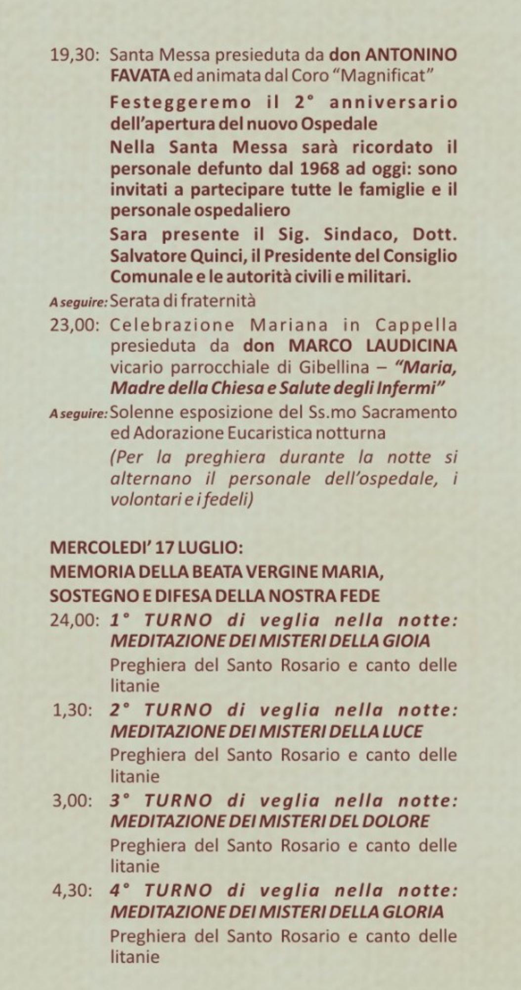 Madonna del Paradiso in ospedale a Mazara (03)
