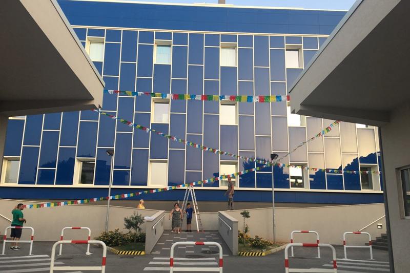 Madonna del Paradiso in ospedale a Mazara (2)