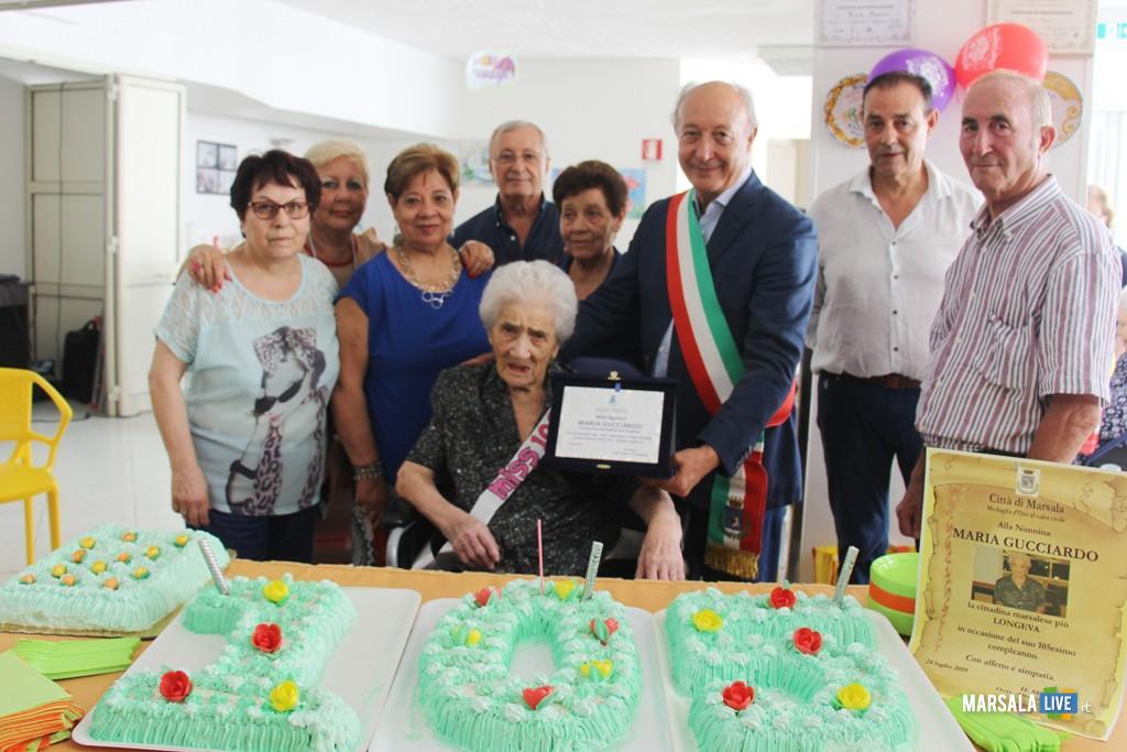 Maria Gucciardo 105 anni