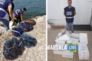 Marsala, Guardia Costiera, controlli filiera pesca (1)