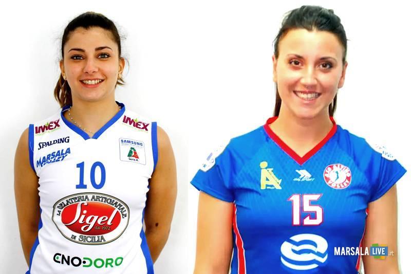Martina Lorenzini e Simona Vaccaro