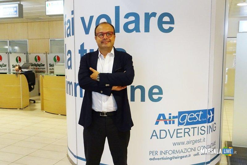 Paolo Angius, airgest, aeroporto birgi trapani