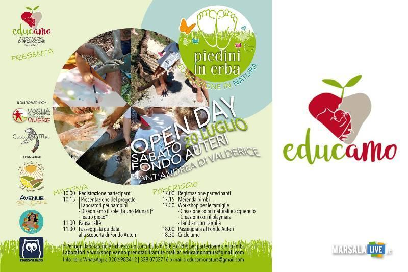 Piedini in Erba, Open Day