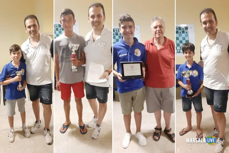 Torneo Blitz Vasily Smyslov di scacchi, Giuseppe Salvato