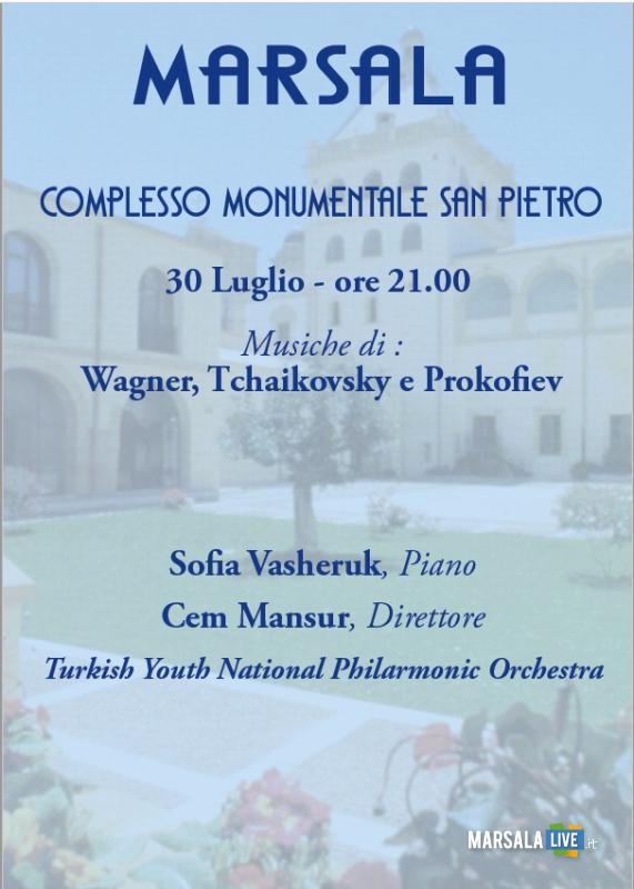 Turkish Youth National Philarmonic Orchestra, marsala