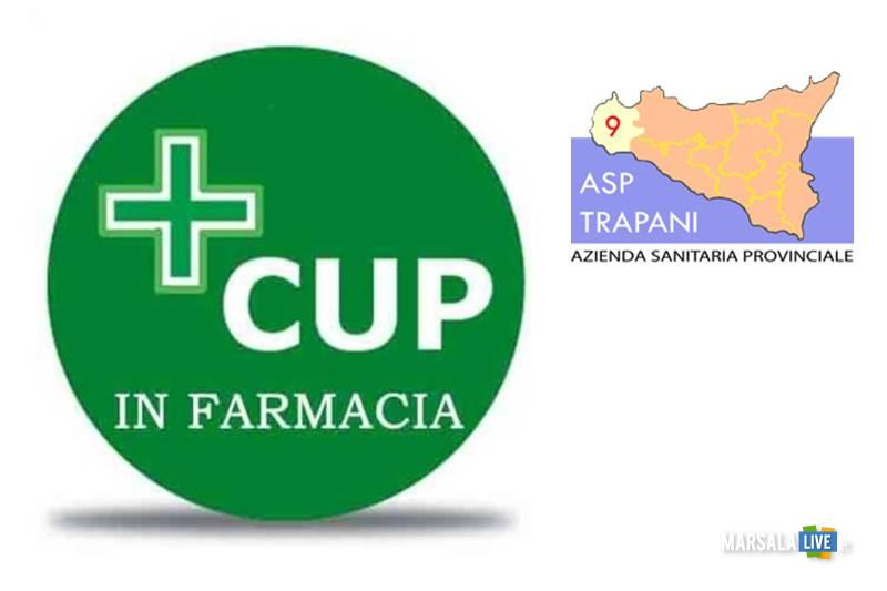 asp trapani, cup farmacia