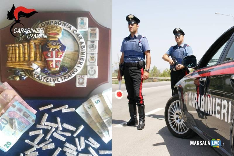 carabinieri, castelvetrano