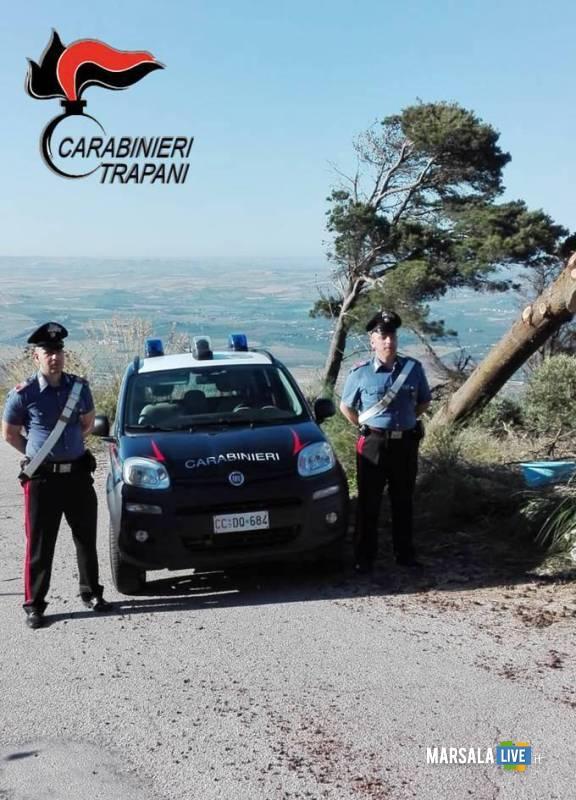 carabinieri, erice
