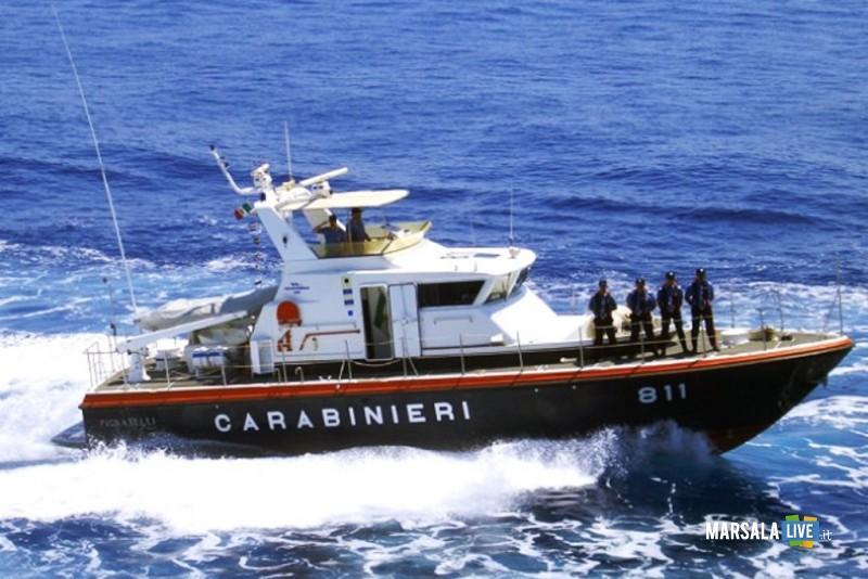 carabinieri, motovedetta