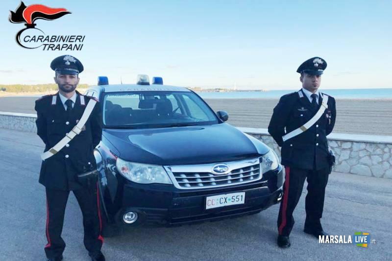 carabinieri san vito lo capo