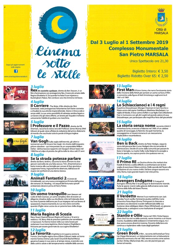 cinema sotto le stelle, marsala 2019 (2)