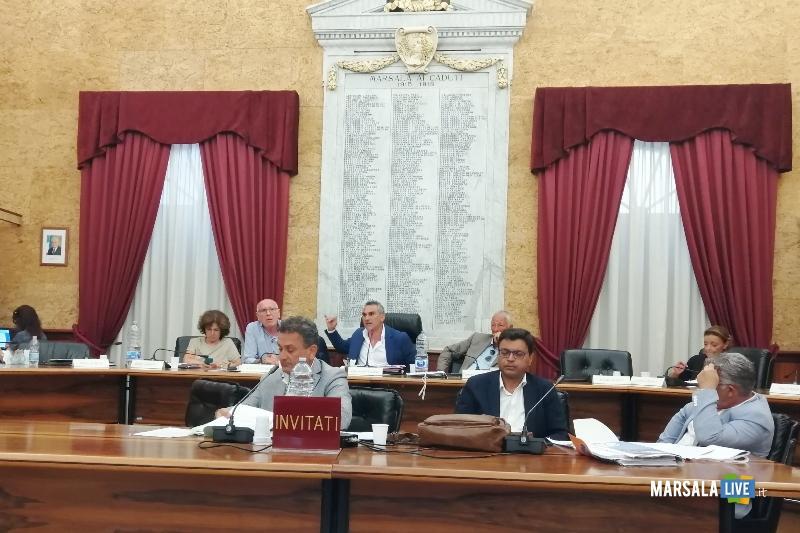 consiglio comunale marsala, luglio 2019