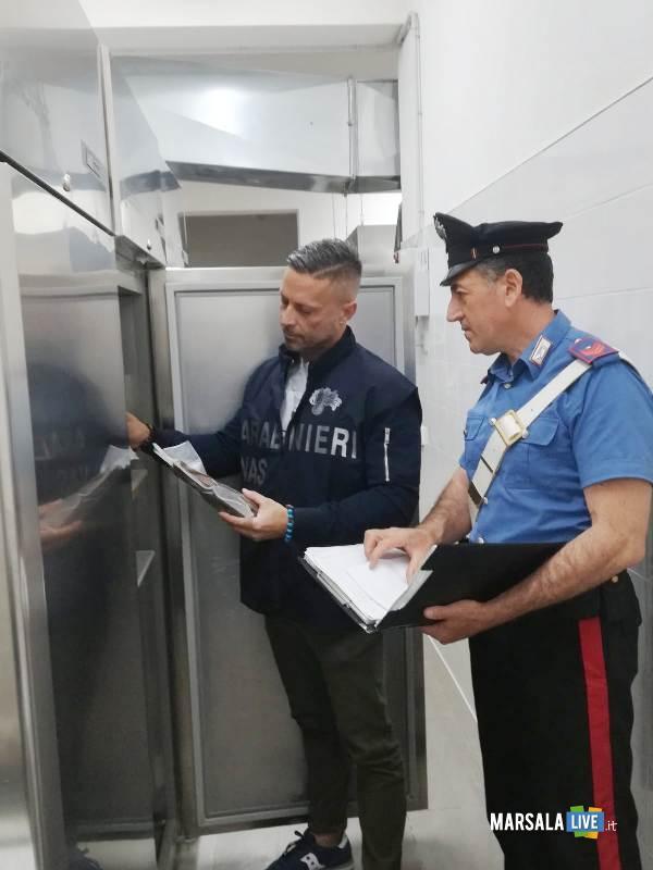 controlli carabinieri e nas