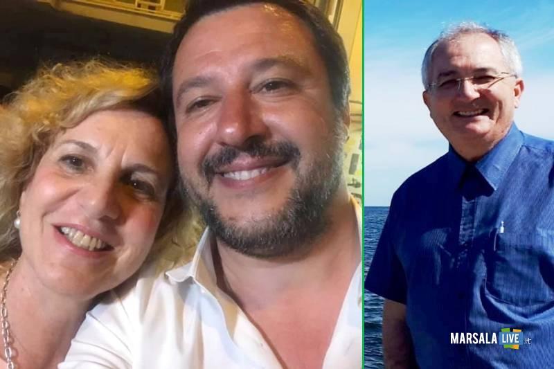 fanny montalto, matteo Salvini, don francesco fiorino