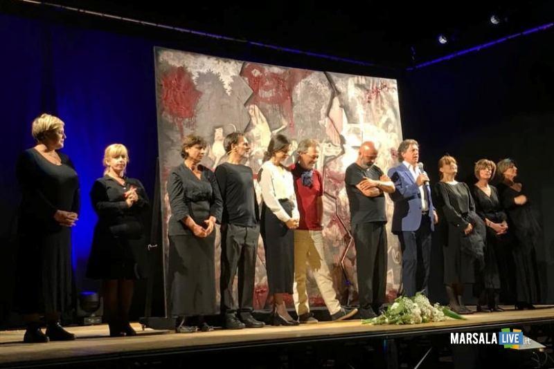 interrvento sindaco Castiglione rappresentazione Cauru baglio Florio