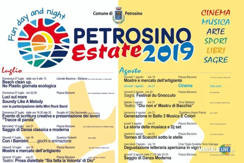 petrosino estate 2019