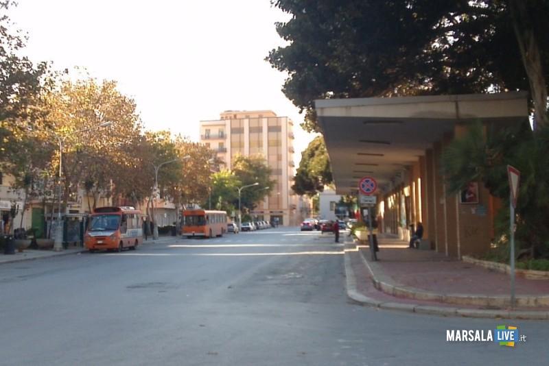 piazza del popolo, marsala