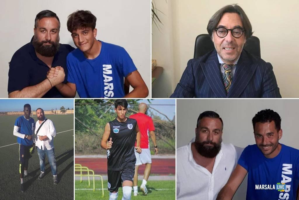 Alessio Torino, Samuele Scalisi, Giovanni Sardone, Bubakar Bojang, Alessandro Noto