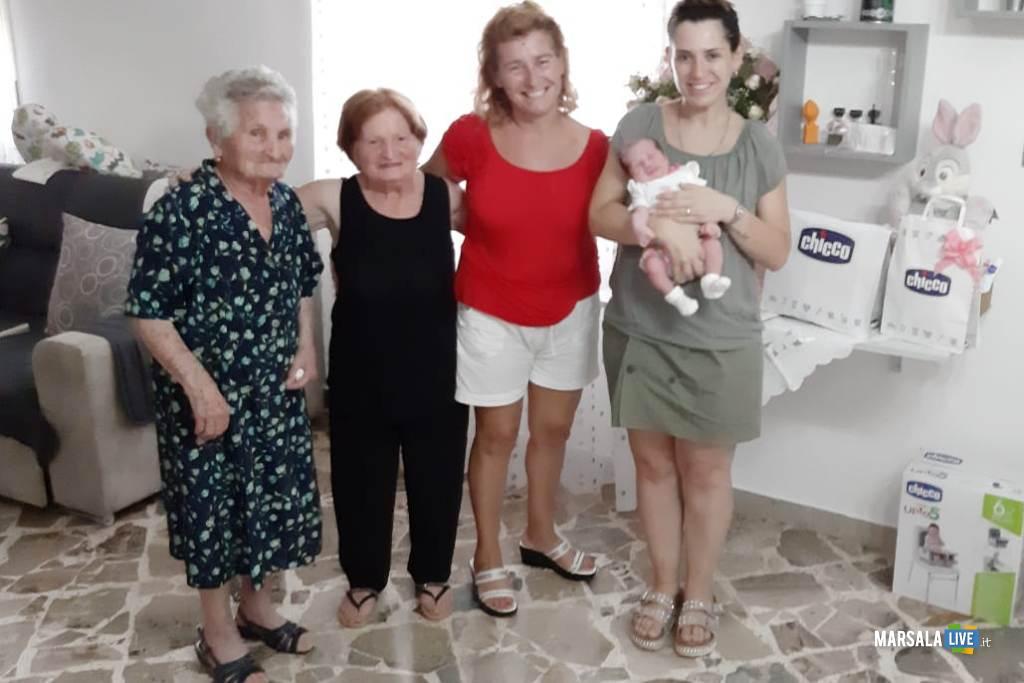 Anna Genna, Vita Genna, Giuseppina Sansica, Valentina Galfano, Alice Lombardo