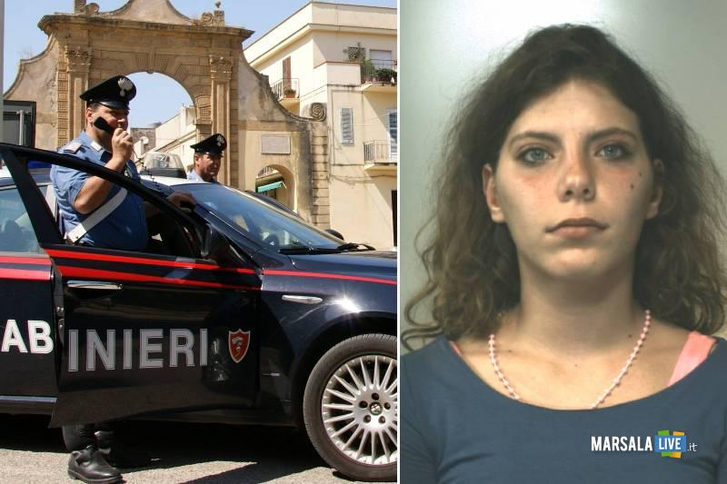 Camanella Maria Aurora, carabinieri