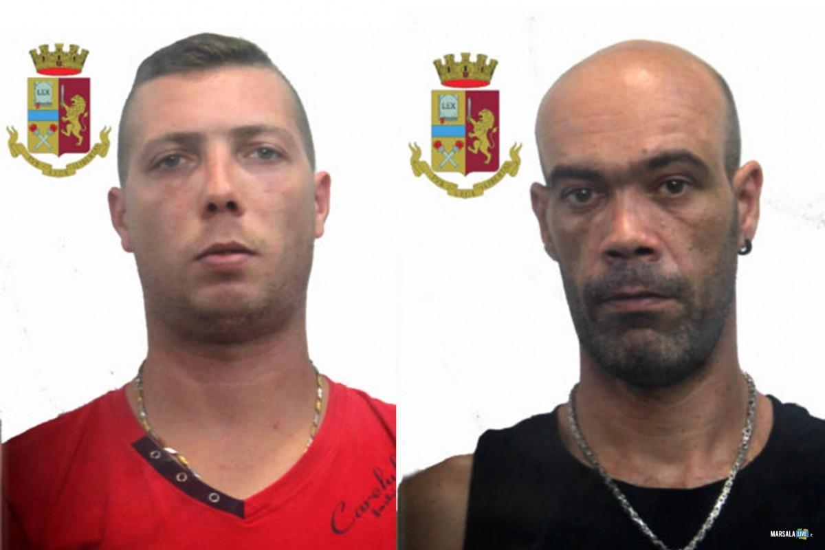 Carmelo Schifano e Filippo Giacalone