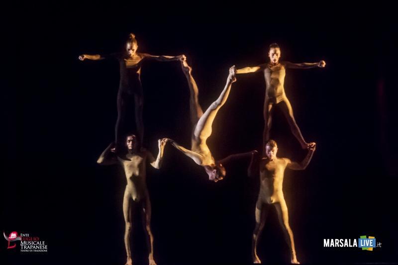 Divina Commedia, dall_Inferno al Paradiso, NoGravity Dance Company