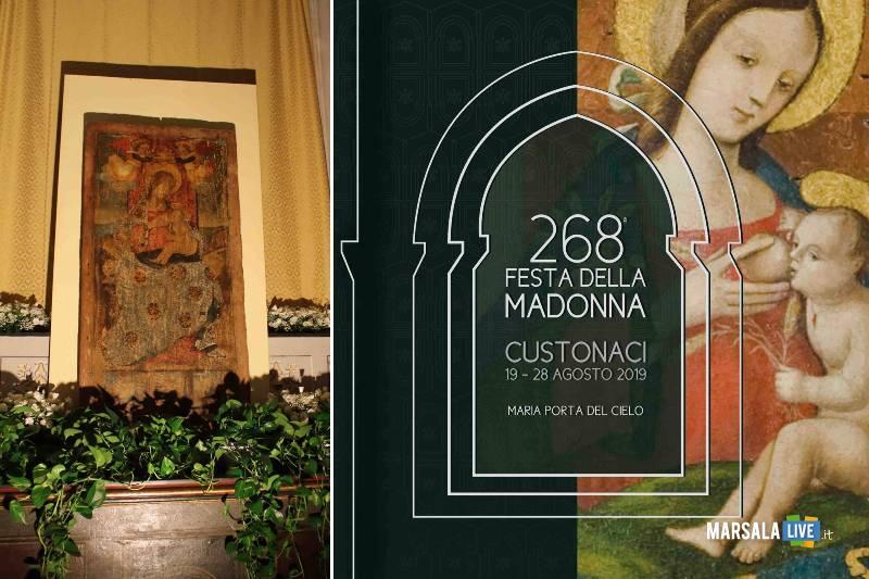 Festeggiamenti Madonna a Custonaci.