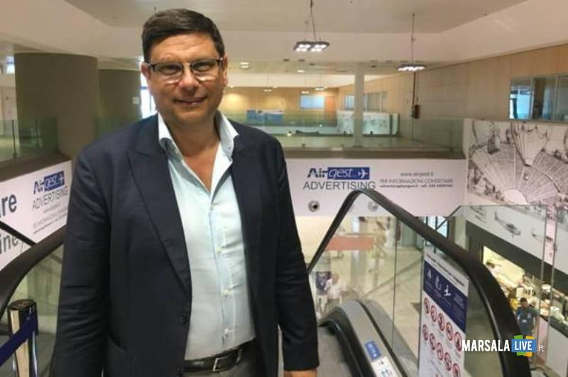 Il presidente di Airgest Salvatore Ombra