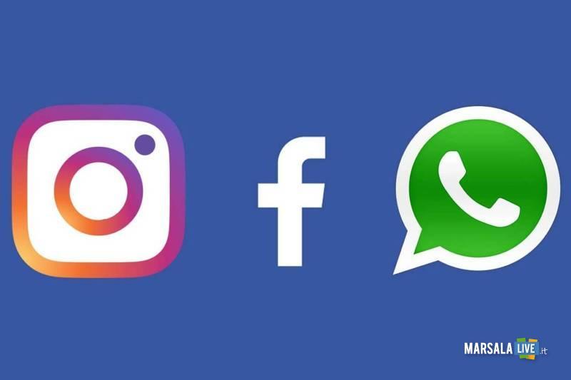 Instagram, WhatsApp, facebook
