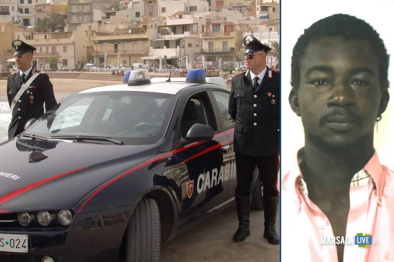 JATTA NDENEH, carabinieri