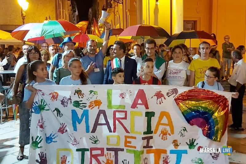 La Marcia dei Diritti, Marsala 2019 (1)