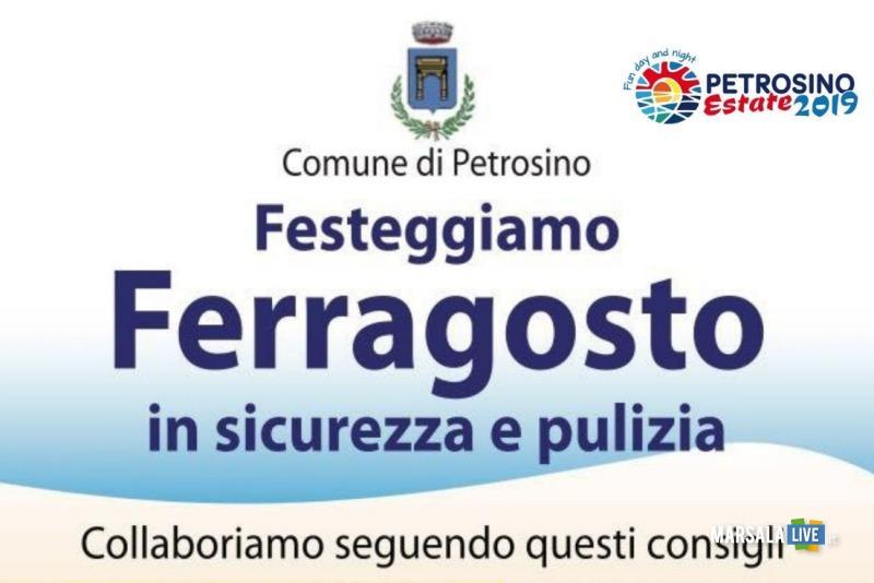 Locandina Ferragosto 2019, consigli