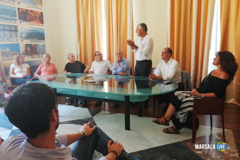Magnifico Rettore università Palermo Fabrizio Micari a Marsala (2)