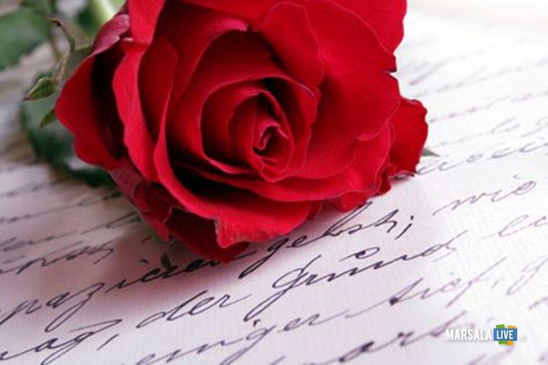 Marsala, 1° concorso nazionale Ti scrivo una lettera d'amore