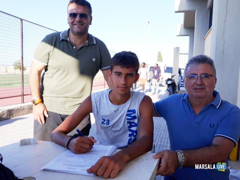 Marsala Calcio, Christian Vellutato