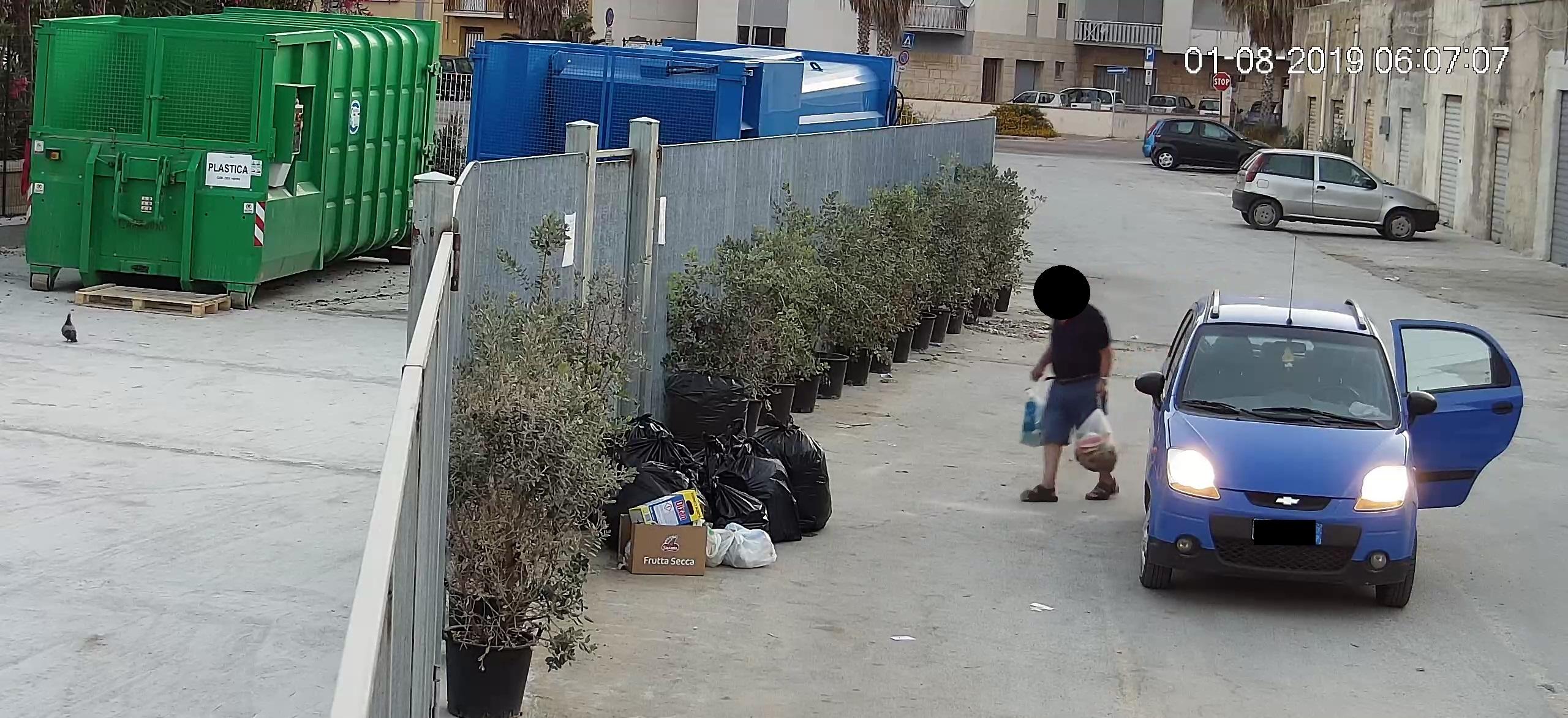 Marsala, controlli per tenere pulita città (4)