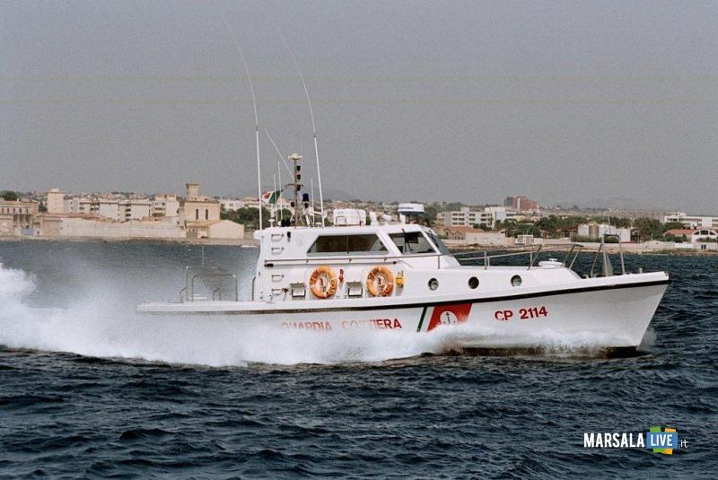 Motovedetta Guardia Costiera Marsala
