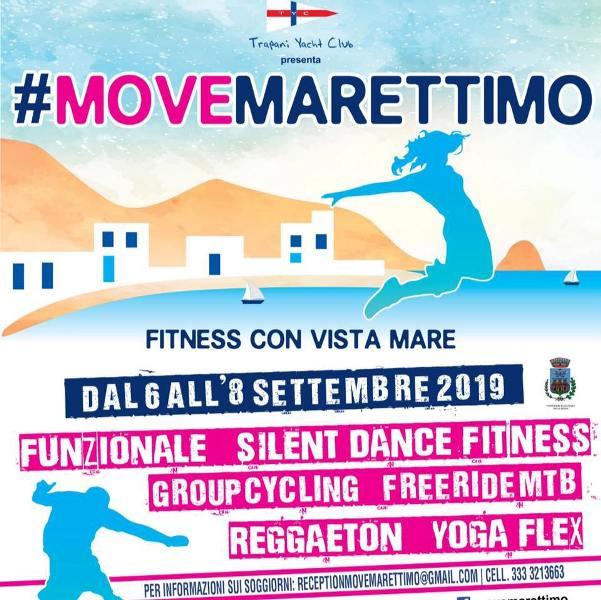 Move Marettimo 2019