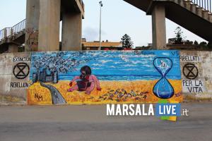Murales per il Clima e contro i rifiuti