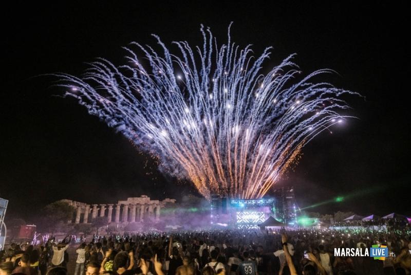 Parco Selinunte 10mila giovani ballano con Carl Cox (2)