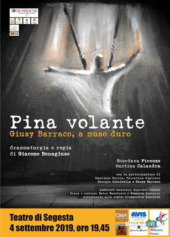 Pina volante, la storia di Giusy Barraco (3)