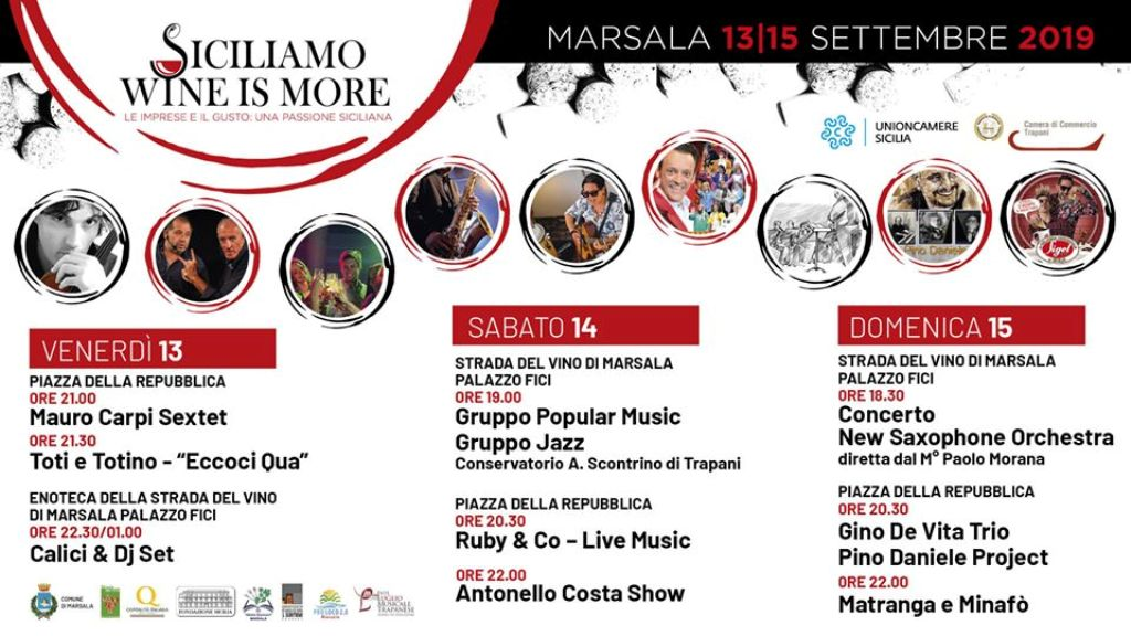 Siciliamo Wine Is More, Marsala 2019