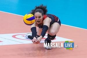 Sigel Marsala Volley, Kendra Dahlke (1)