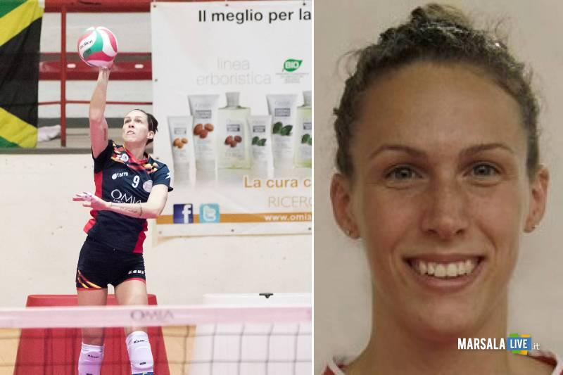 Sigel Marsala Volley, Silvia Bertaiola