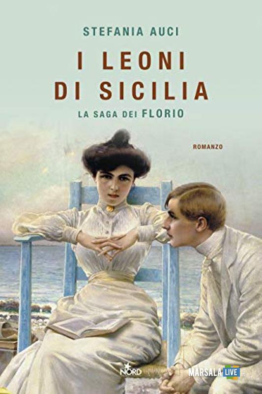 Stefania Auci con I leoni di Sicilia