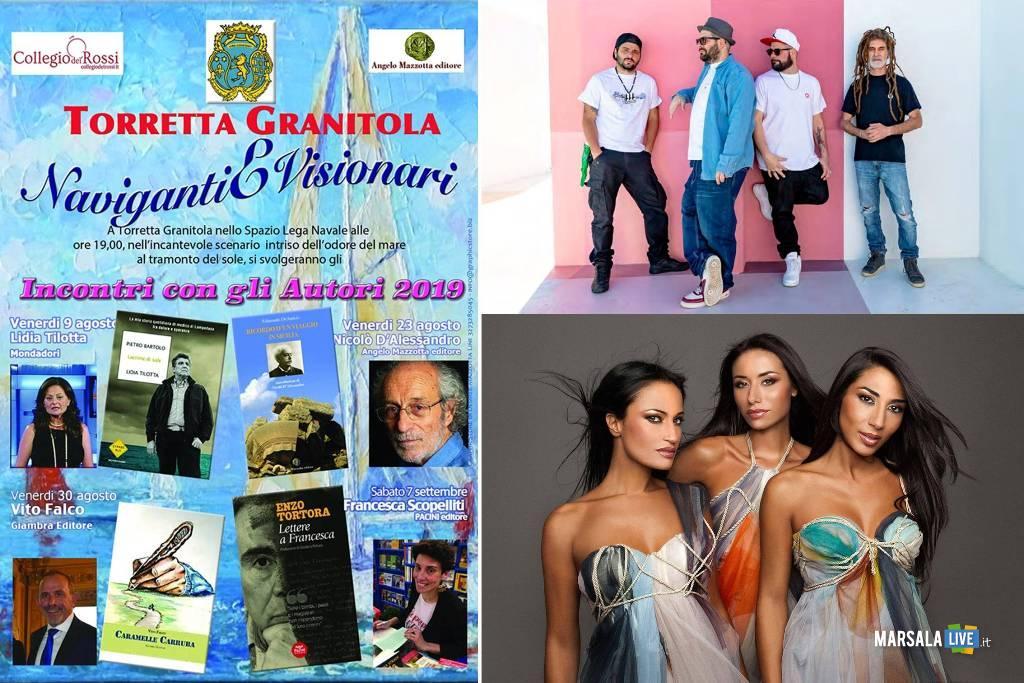 Torretta Granitola, concerto Shakalab e appassionate